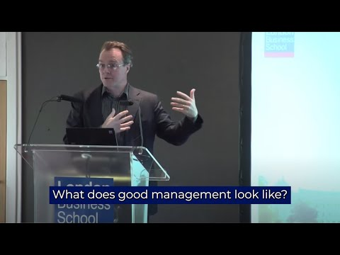 2 tips for developing good management skills | London Business School