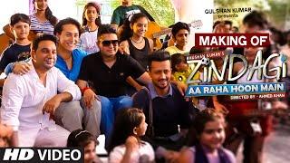 Download Making of 'Zindagi Aa Raha Hoon Main' VIDEO Song   Atif Aslam, Tiger Shroff