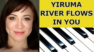 River Flows In You (Yiruma) 이루마 Piano Tutorial