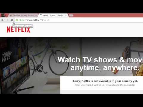 How to watch Netflix from outside of US/UK [Any Country] [2015]