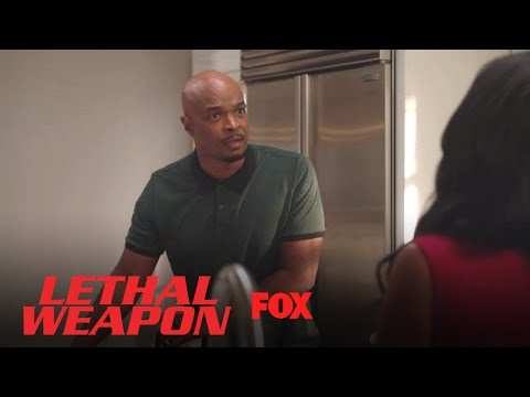 Trish Tells Roger About The Guy Riana Is Dating | Season 2 Ep. 8 | LETHAL WEAPON