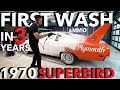 First Wash In 3 Years Plymouth Superbird