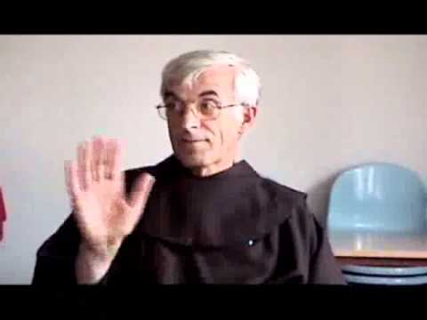 Padre Slavko Barbaric fragmento 8 conferencia sobre la presencia especial de la Virgen en Medjugorje y su bendicion