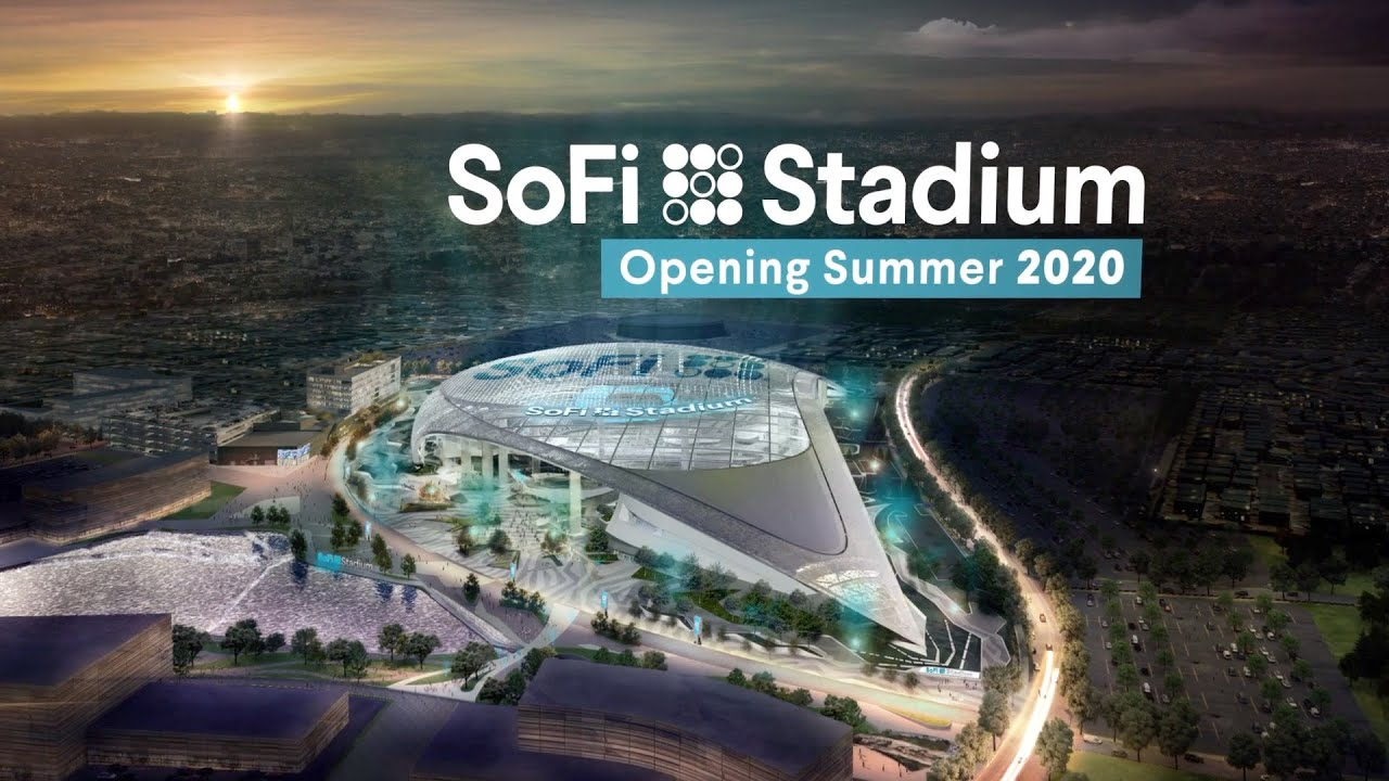 Sofi Stadium Opening Summer 2020 Los Angeles Inglewood Youtube