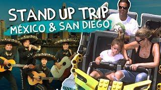 Fábio Rabin - Stand Up Trip México / San Diego