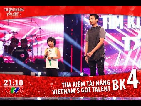 [FULL HD] Vietnam's Got Talent 2016 – BÁN KẾT 4 – TẬP 12 (01/04/2016)