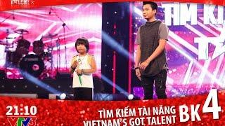 [FULL HD] Vietnam's Got Talent 2016 - BÁN KẾT 4 - TẬP 12 (01/04/2016)