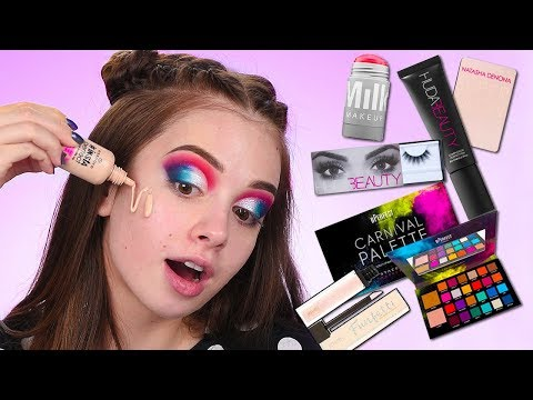 Trying Out Makeup Products I've Never Used Before – Round #8