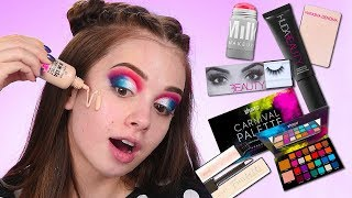 Trying Out Makeup Products I