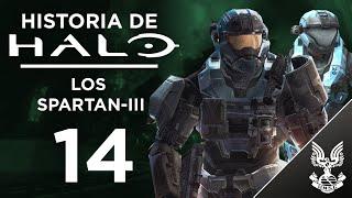 Halo: La Historia de los Spartan III - Parte 14