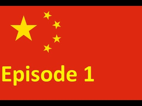 Hearts of Iron 4 Economic Crisis Mod China Episode 1!