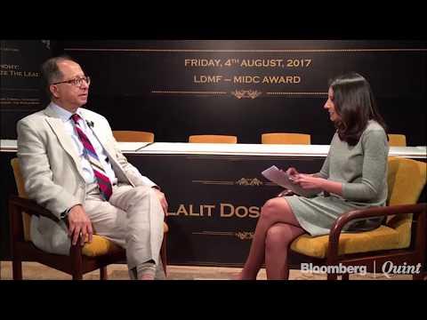 In Conversation With Economist Kaushik Basu