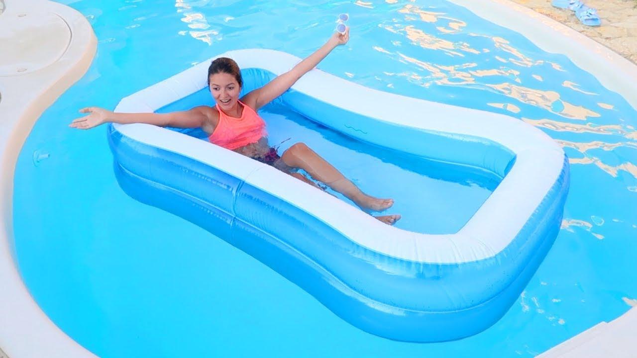 Piscina piccola dentro piscina grande esperimento doovi - Piccola piscina ...