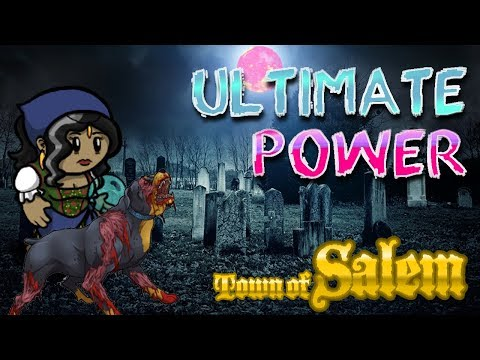 ULTIMATE POWER   Town of Salem Coven