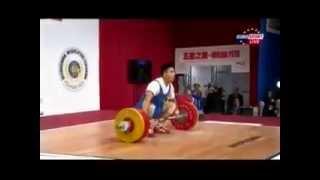 Чемпионат мира по тяжелой атлетике 2013!Мужчины 77 кг! Рывок