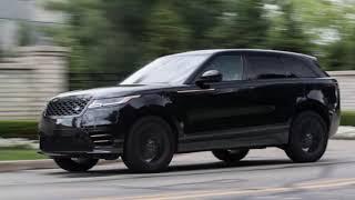 2019 Land Rover Range Rover Velar car review