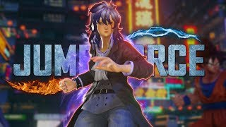 SPAMMING CAC GETS A TASTE OF DIO! Jump Force Dio Online Ranked