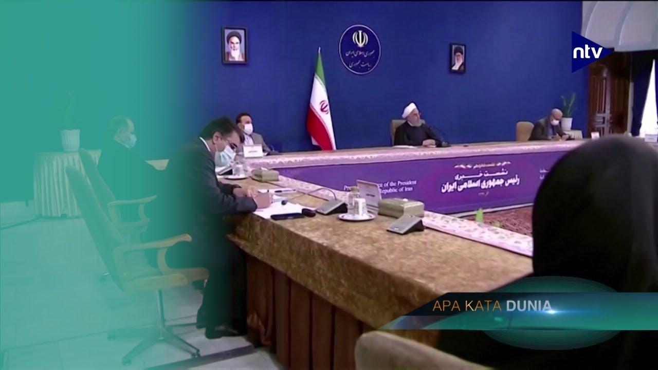 Dituduh Pembangkang, Jurnalis Iran Dihukum Gantung