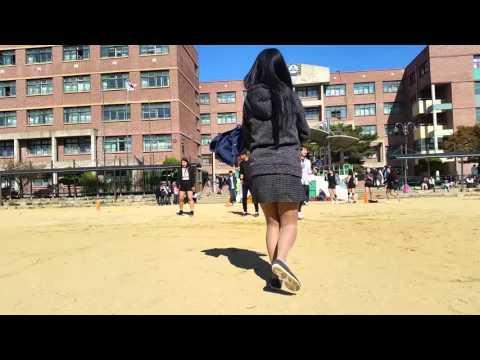 운천중학교댄스부 UMD 체육대회 축하공연
