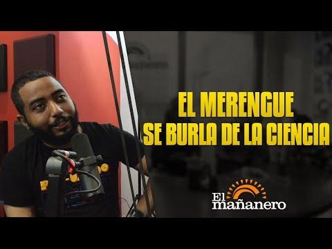 Ariel Santana - El Merengue se burla de la ciencia