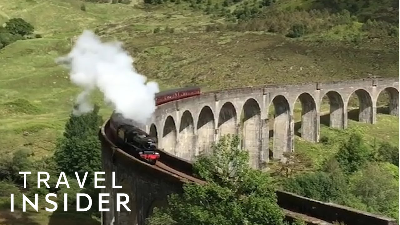 Ride The Magical Harry Potter Train