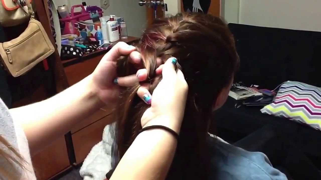 How To Regular Braid And French Braid Hairp Class