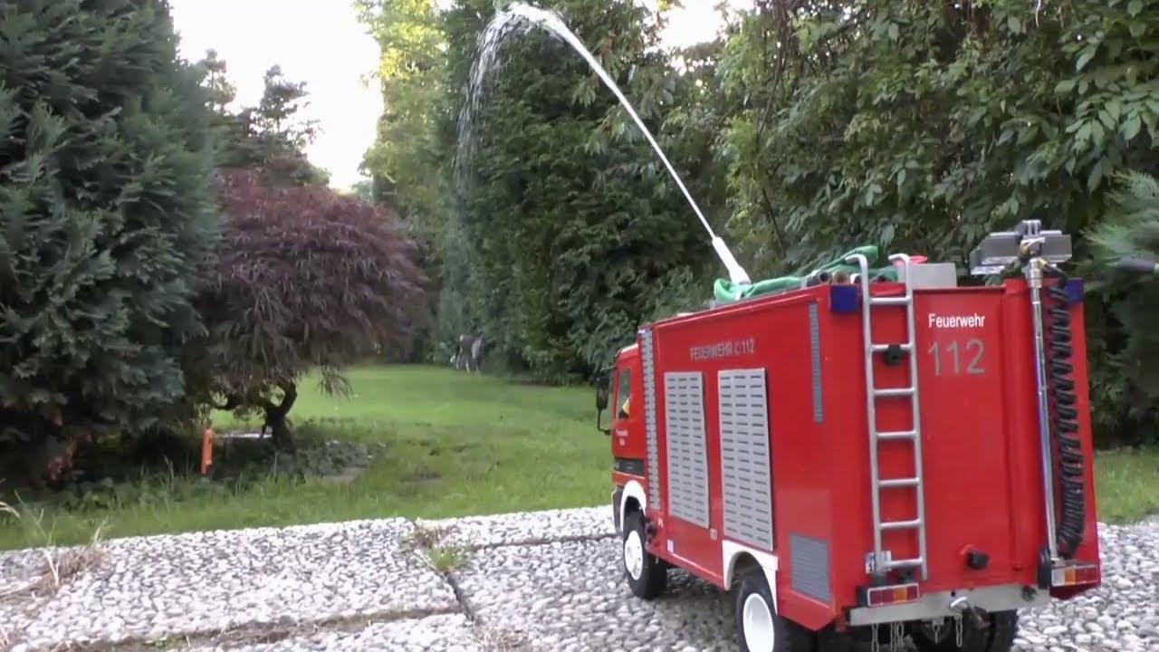 The Fire Truck L Rc Tlf 8000 L Rc Fire Car L Rc Fire L