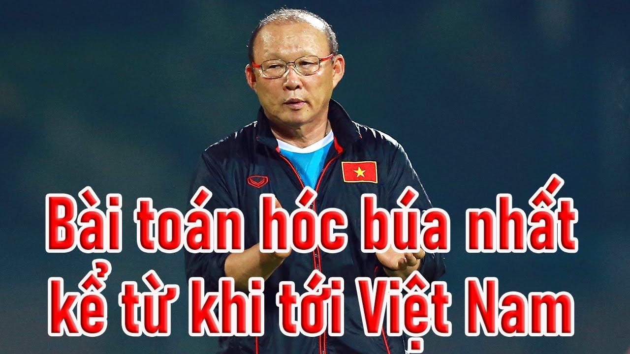 HLV Park Hang Seo - U23 Việt Nam - ĐTVN - SEA GAmes - AFF & vòng loại World Cup