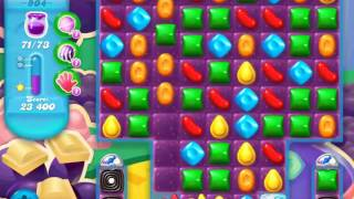 Candy Crush Soda Saga Level 904 - NO BOOSTERS
