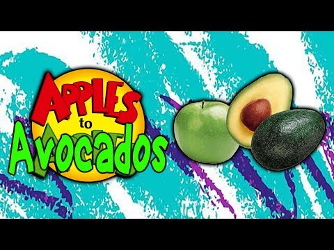 Apples to Avocados: Dixie Edition