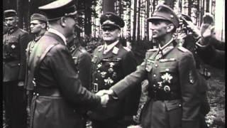 Скачать Визит Гитлера в 1942 г в Финляндию Маннергейм Marshal Carl Gustav Mannerheim And Hitler In Finland