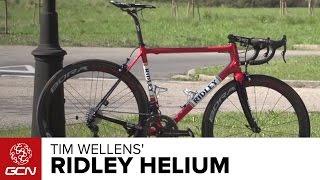Tim Wellens' Ridley Helium
