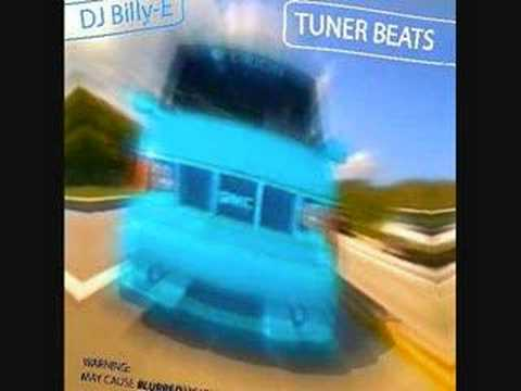 Beats 4 My VAN- DJ Billy-E