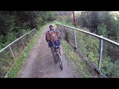 Biking the Iron Horse Trail, Hyak to Rattlesnake Lake, WA 2016 Pt.2 of 2