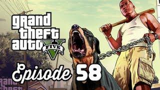 Grand Theft Auto 5 Walkthrough Part 58 - Excercising Demons (GTAV Gameplay Commentary )