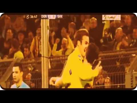 Borussia Dortmund vs Szachtar Donieck 3-0 05.03.13 CL 1/8 all goals