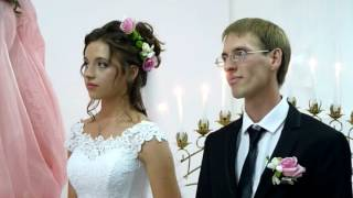 Венчание Павла и Людмилы. г. Киев. церковь