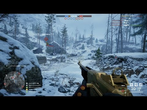 Battlefield 1: Conquest Gameplay (No Commentary)