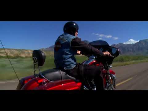 Mit der Harley durch Texas - Film