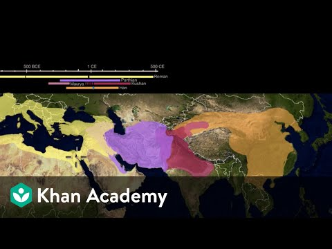 Early Silk Road | World History | Khan Academy