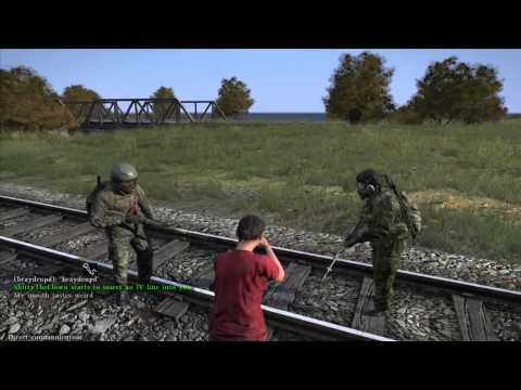 Dayz Hackers and Heroes