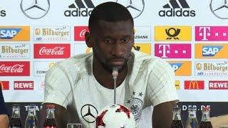 Rassismus im Stadion: Rüdiger fordert harte Strafen