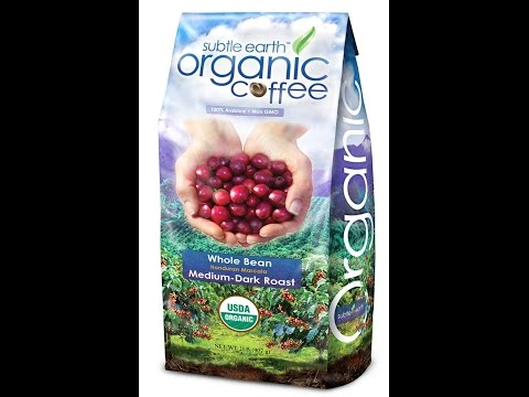 Subtle Earth Organic Whole Bean Coffee Review