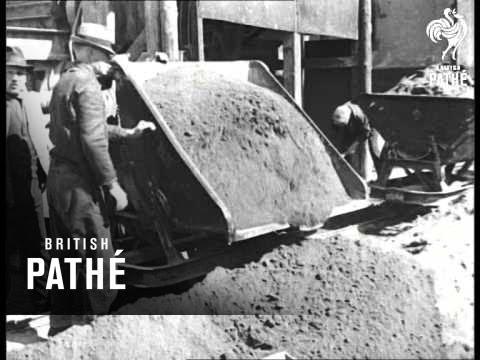 Reconstruction Of Berlin (1946)