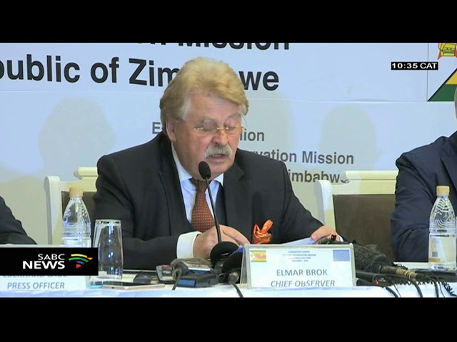 The chief of the European Union Election Observer mission to Zimbabwe has described the July 30 poll as a critical test of Zimbabwe's reform process.