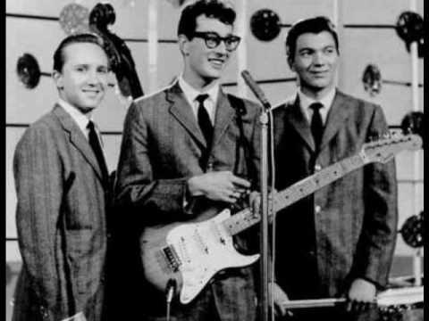 """Raining In My Heart""  Buddy Holly"