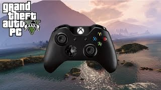 GTA V PC - Setting up your Controller [Tutorial]