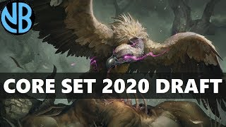 CORE SET 2020 DRAFT!!! DRAFT WELL GET PUNISHED?!?