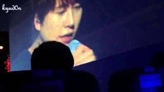 151108 규현 - 오랜만이야 (임창정) Kyuhyun - Long Time No See