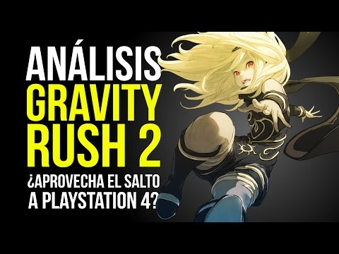 GRAVITY RUSH 2 - Análisis - ¿Aprovecha el salto a Playstation 4?